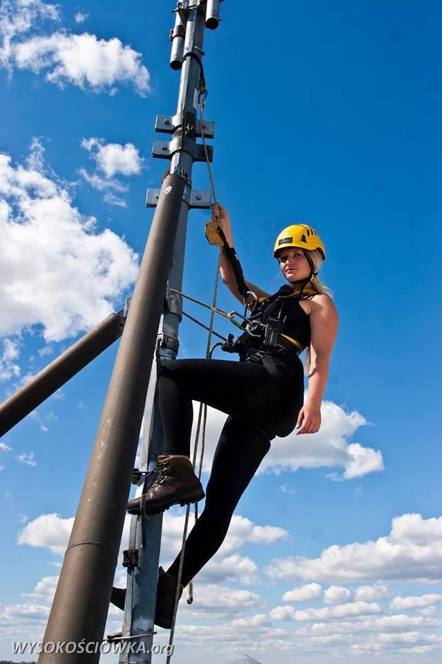 kurs do pracy na wysokości na dach i kratownicach